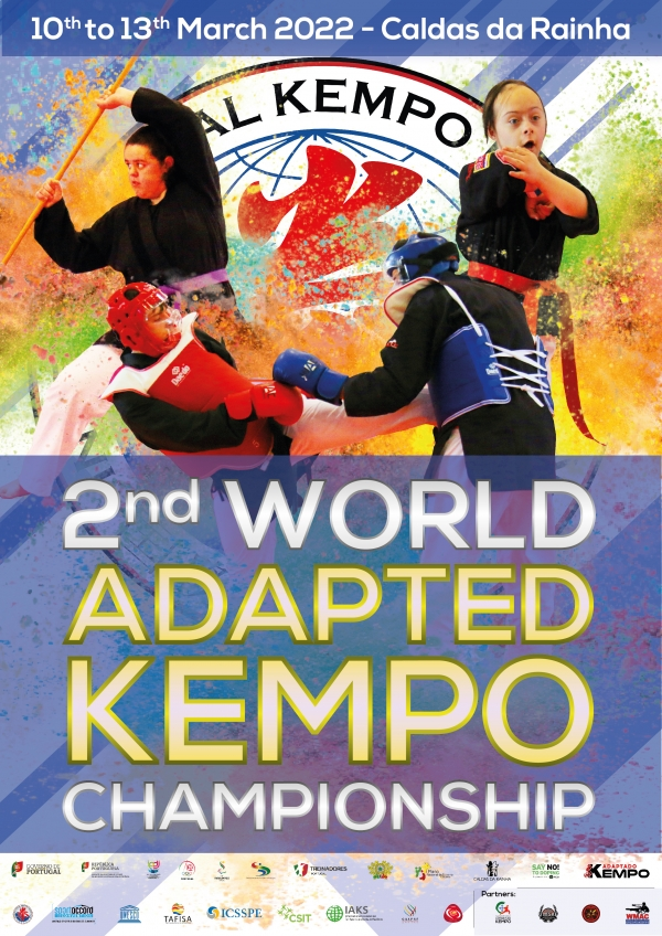 2nd World Adapted Kempo Championship